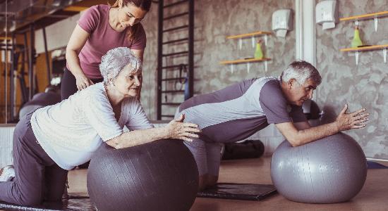 התעמלות בריאותית- גיל הזהב